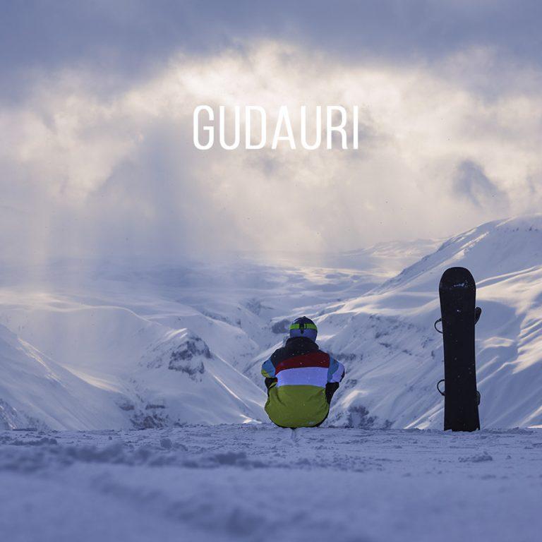 Gudauri ski resort, how to get a rental car