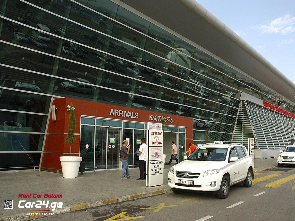 трансфер Батуми аэропорт Тбилиси