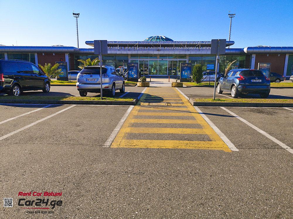 car hire in Batumi airport