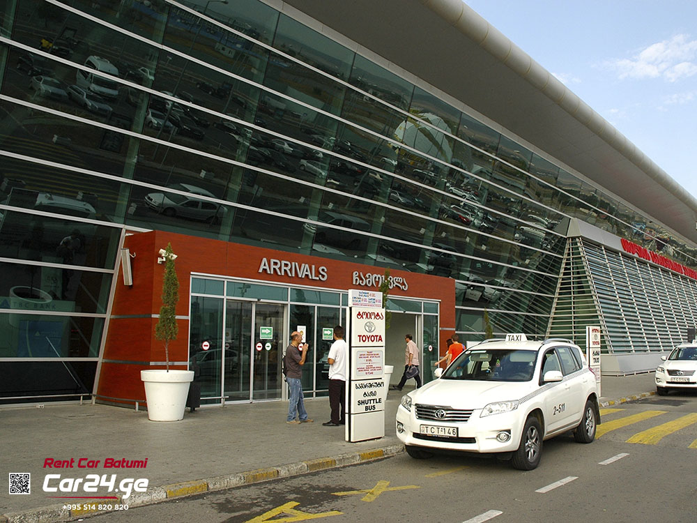 Transfer from Batumi to Tbilisi airport